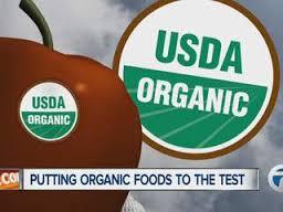 organic residue testing