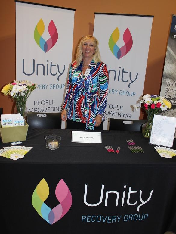 Unity Recovery Group - Stephany Mathews, Area Recovery Advisor