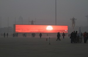 china-starts-televising-sunset-Beijing-smog