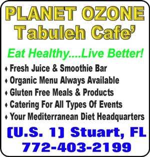 Planet Ozone